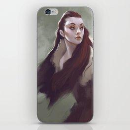 Watch iPhone Skin
