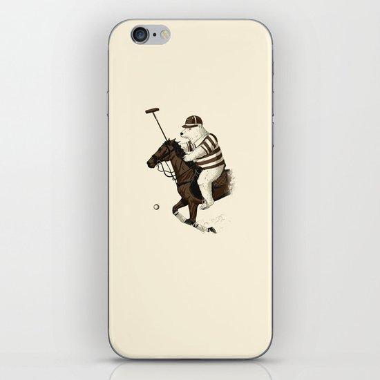 Polobear iPhone & iPod Skin