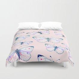 butterfly pattern Duvet Cover