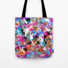 Painter Camo 2 Tote Bag
