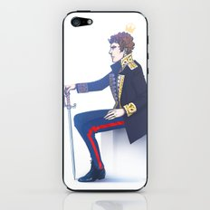 Benedict Cumberbatch - Hamlet iPhone & iPod Skin