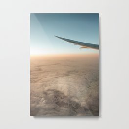 Perfect Flight Metal Print