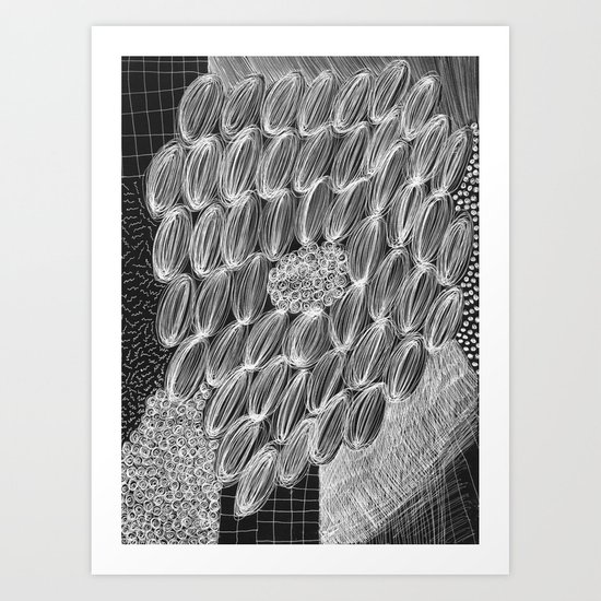 Wild Things Art Print