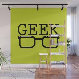 Geek Wall Mural