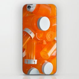 Pill Bottles iPhone Skin