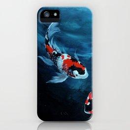 Dual Showa iPhone Case