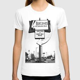 Bikinis Espresso T-shirt