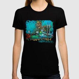 MILWAUKEE: It Came From Lake Michigan T-shirt