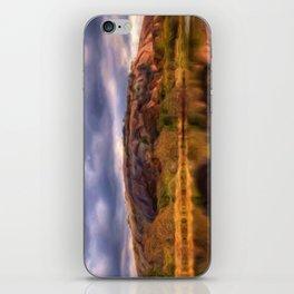 Enchanted Rock iPhone Skin