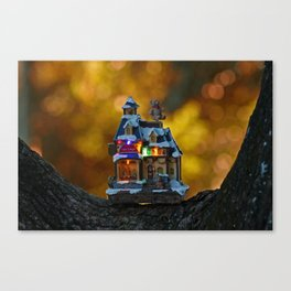 Toy shop I Canvas Print
