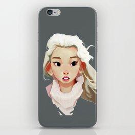 Taeyeon iPhone Skin