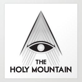 The Holy Mountain - Alejandro Jodorowsky Art Print