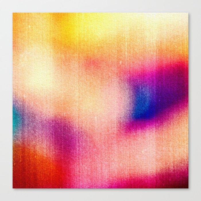 BLUR / trip Canvas Print