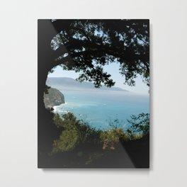 Secret Vista Metal Print