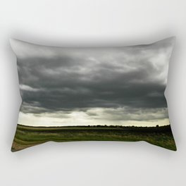 Light In The Storm Rectangular Pillow