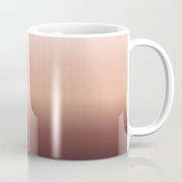 Coffee and Cream Gradient Coffee Mug