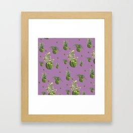 KOKEDAMAS Framed Art Print