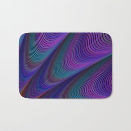 Dark dawn Bath Mat