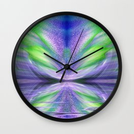Celebrating life  Wall Clock