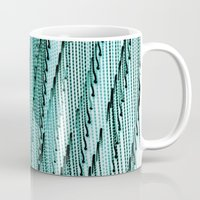 the lights Mugs featuring lights by Melcho