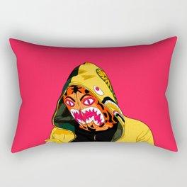 Bape People Rectangular Pillow