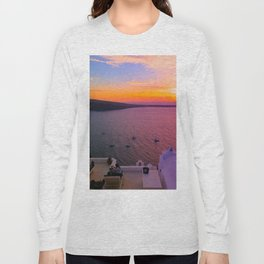 majestic Sunset Long Sleeve T-shirt
