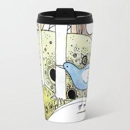 Spring-love-bird-arms-sheandhim Travel Mug
