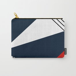 Abstract geometric pattern Lola 2 Carry-All Pouch