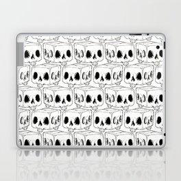 Infinite Square Skulls  Laptop & iPad Skin