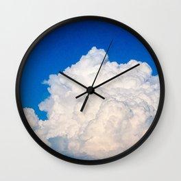 Plano Cloud One Wall Clock