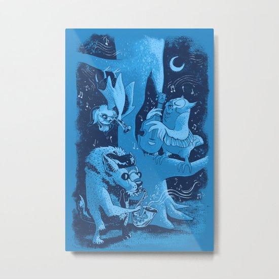 Children of the Night Metal Print