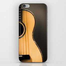 light and shapes iPhone Skin