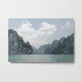 Tropical Thailand Metal Print