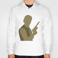 han solo Hoodies featuring Han Solo by olive hue designs
