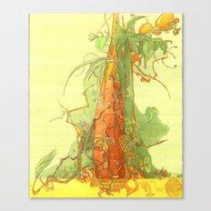 Treezz Canvas Print