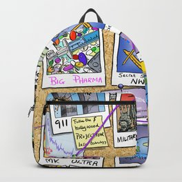 Conspiracy Theorist Backpack