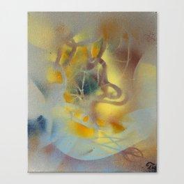 Uji Studies in Being-Time #1 Canvas Print
