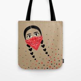 Love & Revolution Tote Bag
