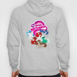 My Social Networks - My Little Pony Parody Hoody
