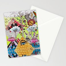 get high on life Stationery Cards