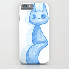 Blue Kitty iPhone 6s Slim Case