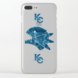 Kaiba Corp - BEWD Clear iPhone Case