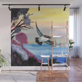 A Birds View Wall Mural