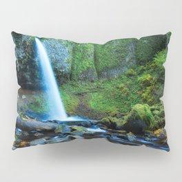 Photo California USA Kern River Nature stone River Pillow Sham
