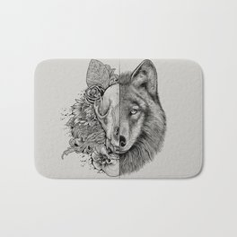New Wolf (Half Life) Bath Mat
