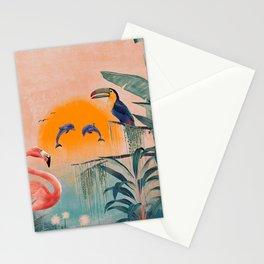SECRET OASIS Stationery Cards