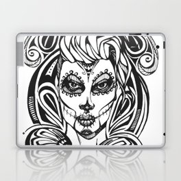 Day of the Dead India Laptop & iPad Skin
