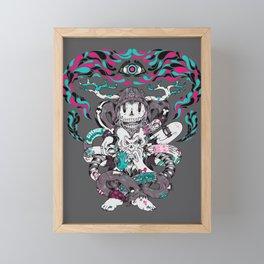 Chaos Theory Framed Mini Art Print