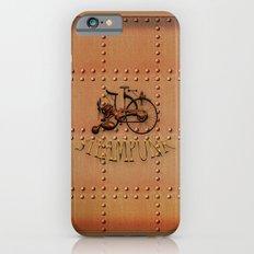 Steampunk bike Slim Case iPhone 6s