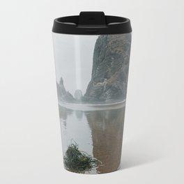 Haystack Rock- Oregon, USA Travel Mug